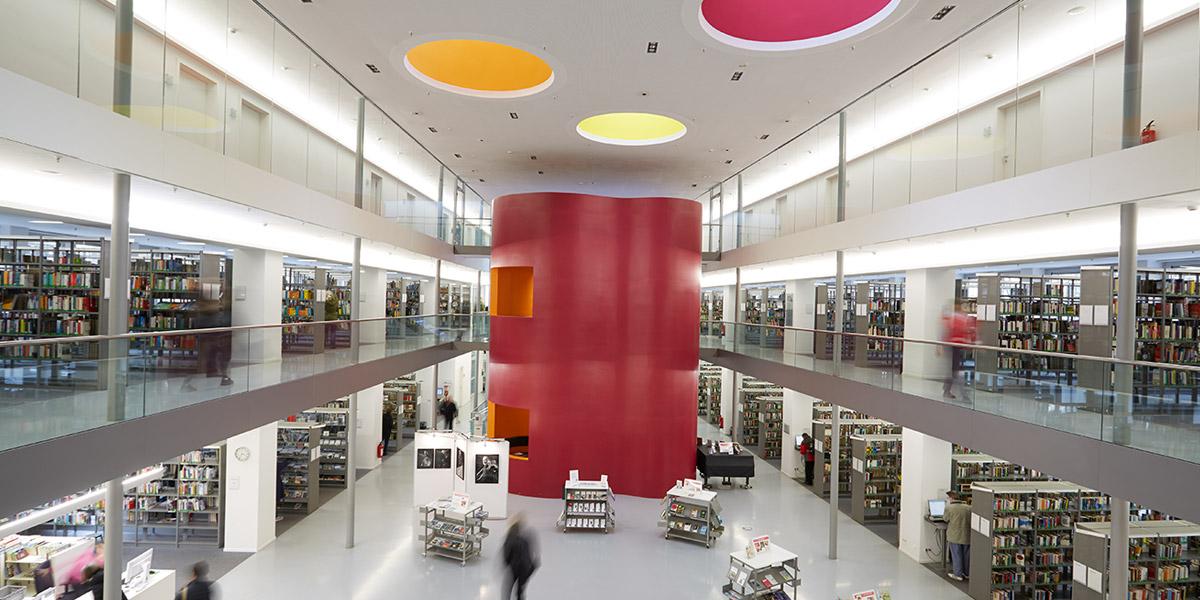 Frankfurter Stadtbücherei